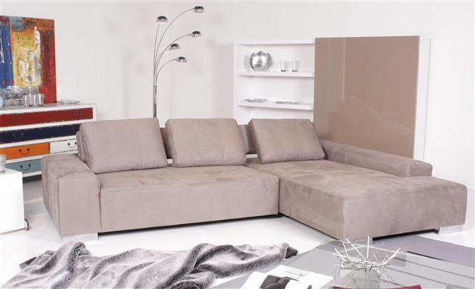 ewald schillig topas ecksofa stoff beige ebay. Black Bedroom Furniture Sets. Home Design Ideas