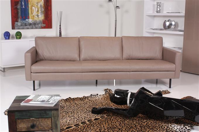 tommy machalke buster 4er sofa leder gobi ebay. Black Bedroom Furniture Sets. Home Design Ideas