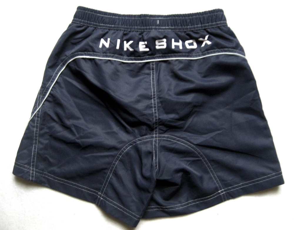 nike jungen herren badehose short gr m dunkelgrau. Black Bedroom Furniture Sets. Home Design Ideas