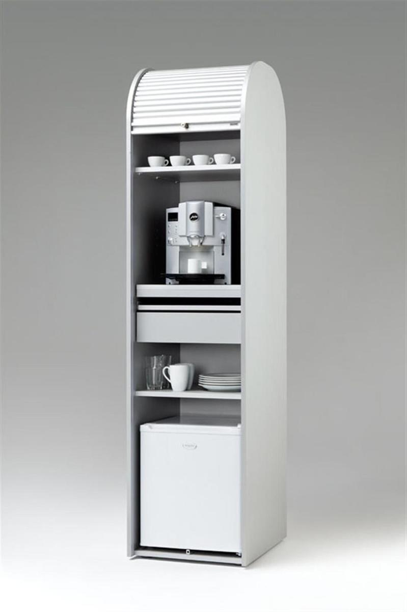 schuon klenk collection dancer kaffee schrank rollladen schrank ebay. Black Bedroom Furniture Sets. Home Design Ideas