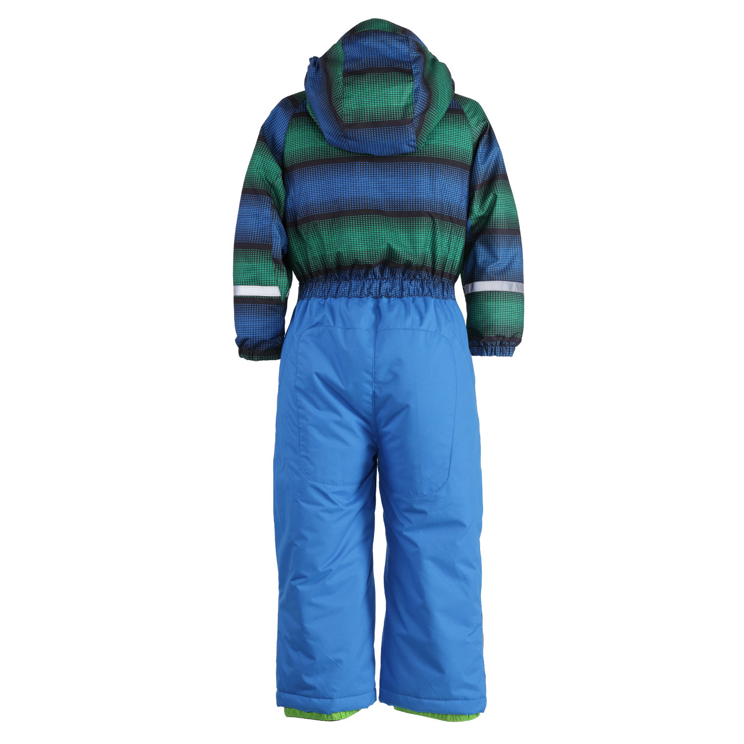 schneeanzug baby gr e 80 blau gr n skianzug skioverall. Black Bedroom Furniture Sets. Home Design Ideas