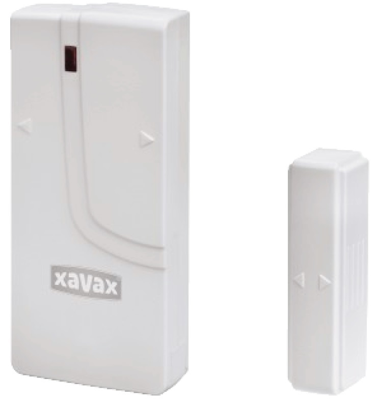 hama xavax 111979 fenster t r sensor f r funk alarm system feelsafe ebay. Black Bedroom Furniture Sets. Home Design Ideas