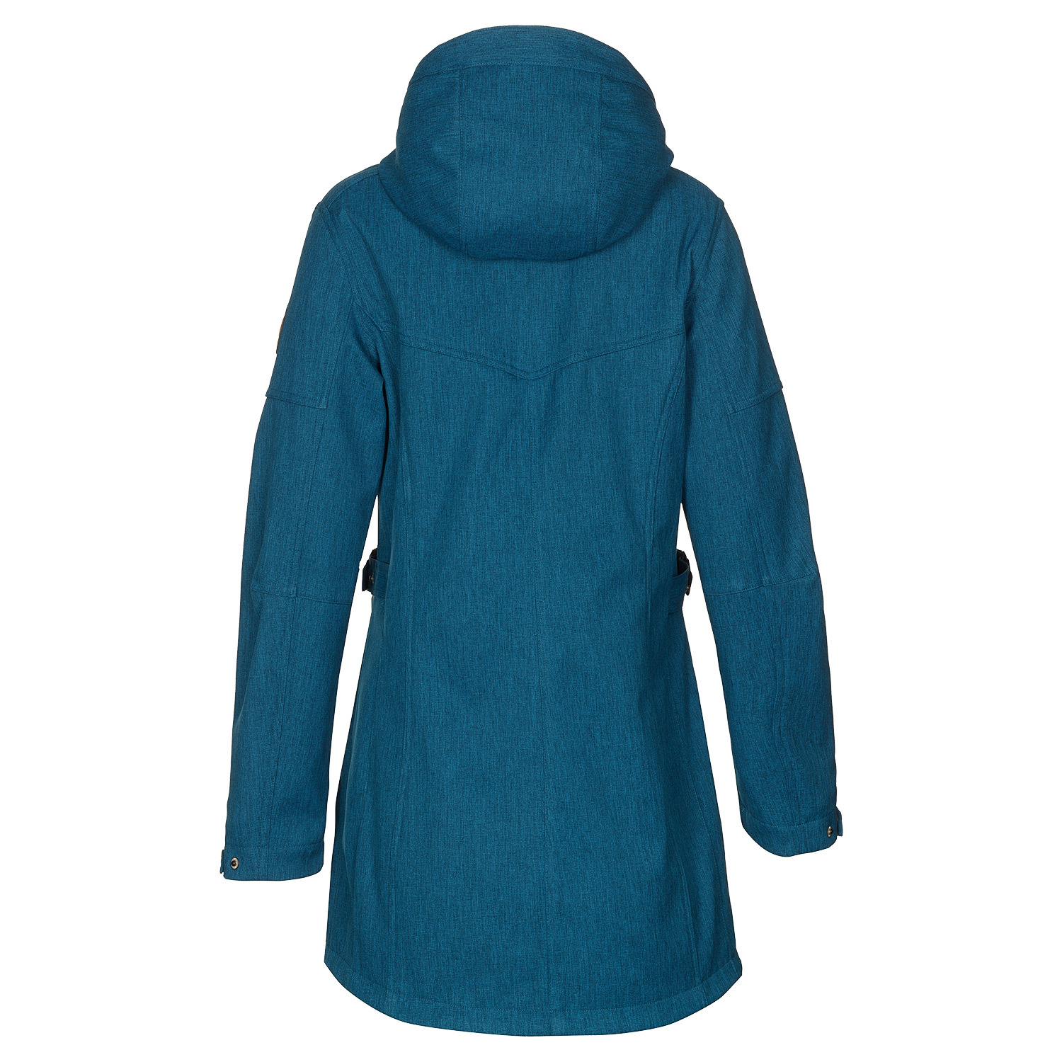 killtec jacke parka gr 50 casual mantel damen softshell matava ocean blau ebay. Black Bedroom Furniture Sets. Home Design Ideas