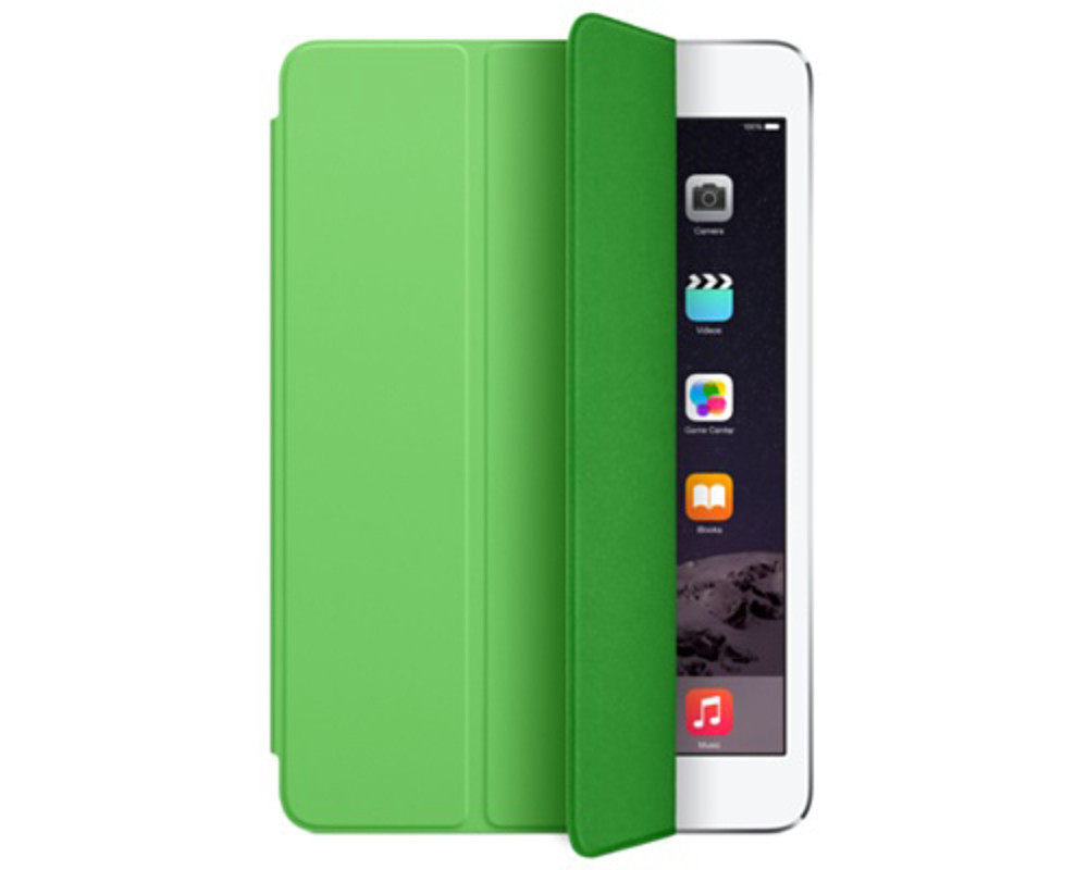 apple mgnq2zm a ipad mini smart cover gr n neu ebay. Black Bedroom Furniture Sets. Home Design Ideas