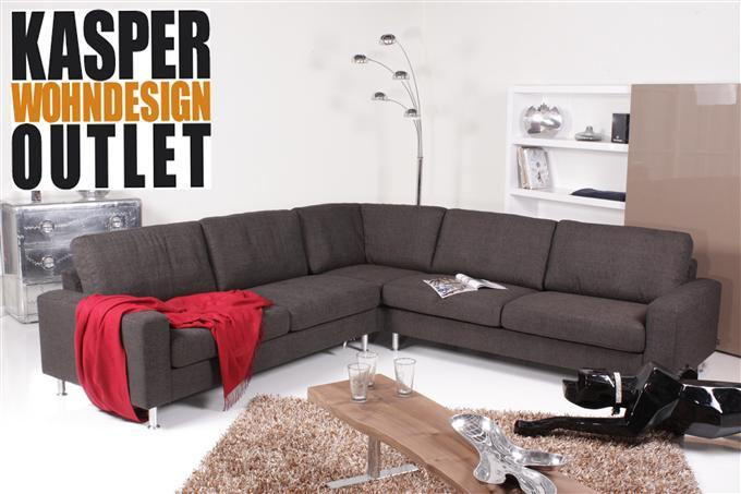 ewald schillig ecksofa concept plus stoff anthrazit ebay. Black Bedroom Furniture Sets. Home Design Ideas