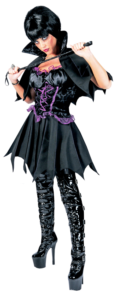 batwoman kost m fledermaus damen vampir karneval fasching gothic party kleid ebay. Black Bedroom Furniture Sets. Home Design Ideas