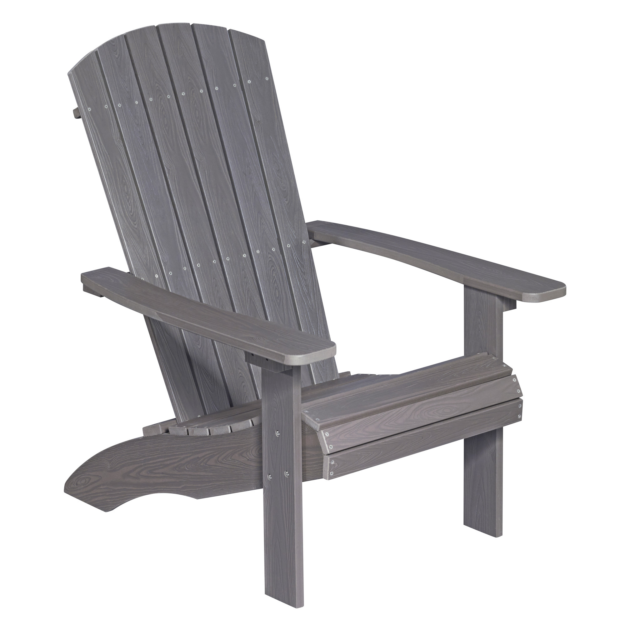neg adirondack stuhl marcy grau braun westport chair sessel polywood kunststoff ebay. Black Bedroom Furniture Sets. Home Design Ideas