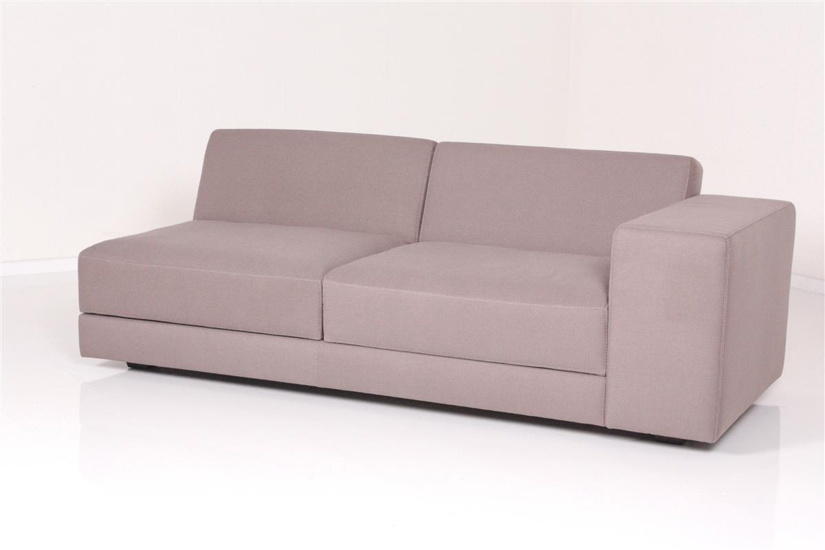 machalke sofa matrix funktionssofa stoffbezug panama braun ebay. Black Bedroom Furniture Sets. Home Design Ideas
