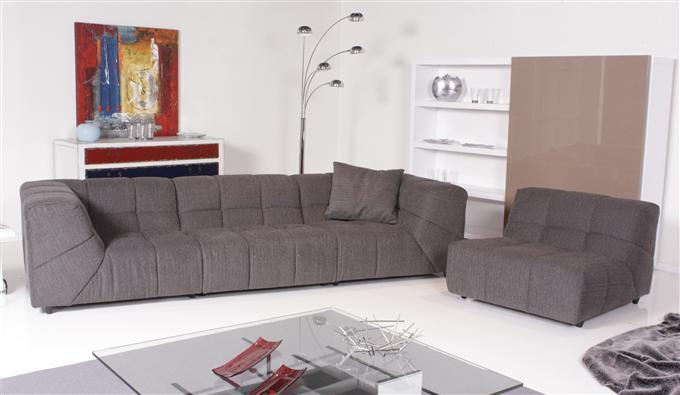 ewald schillig scrabble sofa sofagarnitur stoff schiefer ebay. Black Bedroom Furniture Sets. Home Design Ideas