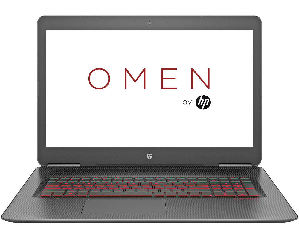 hp omen 17 w103ng gaming notebook core i7 6700hq 16gb ram 128gb ssd 1tb hdd b o. Black Bedroom Furniture Sets. Home Design Ideas