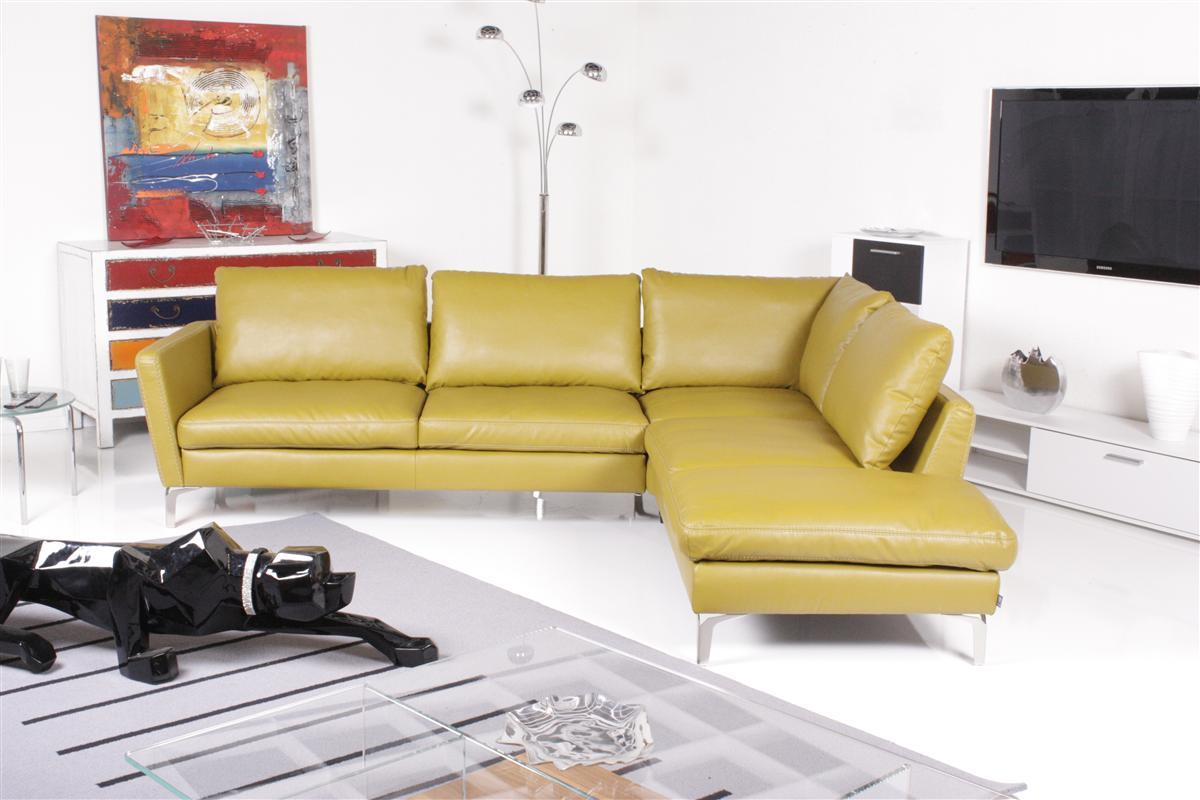 ewald schillig sofa argento ecksofa gr n ebay. Black Bedroom Furniture Sets. Home Design Ideas
