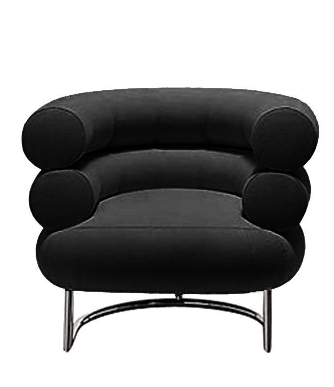 eileen gray bibendum sessel von classicon leder farbe w hlbar ebay. Black Bedroom Furniture Sets. Home Design Ideas