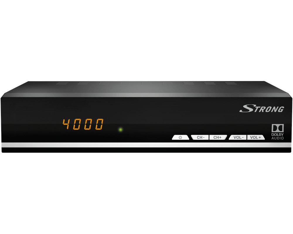 strong srt 7007 hd satelliten receiver hdmi anschluss neu. Black Bedroom Furniture Sets. Home Design Ideas