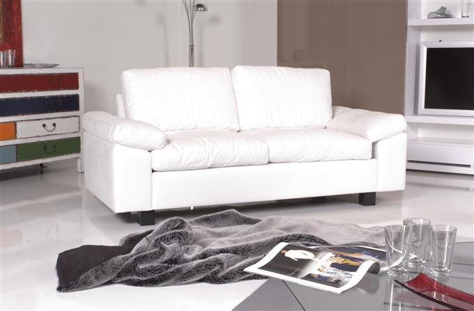 tommy machalke proto 2er sofa stoff wei ebay. Black Bedroom Furniture Sets. Home Design Ideas