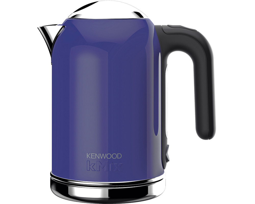 kenwood kmix sjm 020bl wasserkocher 1 liter popart royalblau ebay. Black Bedroom Furniture Sets. Home Design Ideas