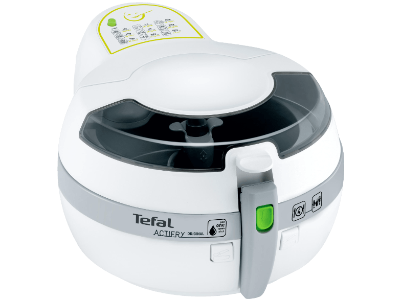 tefal fz 7010 actifry friteuse 1400 watt wei grau neu. Black Bedroom Furniture Sets. Home Design Ideas
