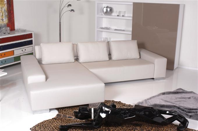 ewald schillig topas ecksofa leder natur ebay. Black Bedroom Furniture Sets. Home Design Ideas