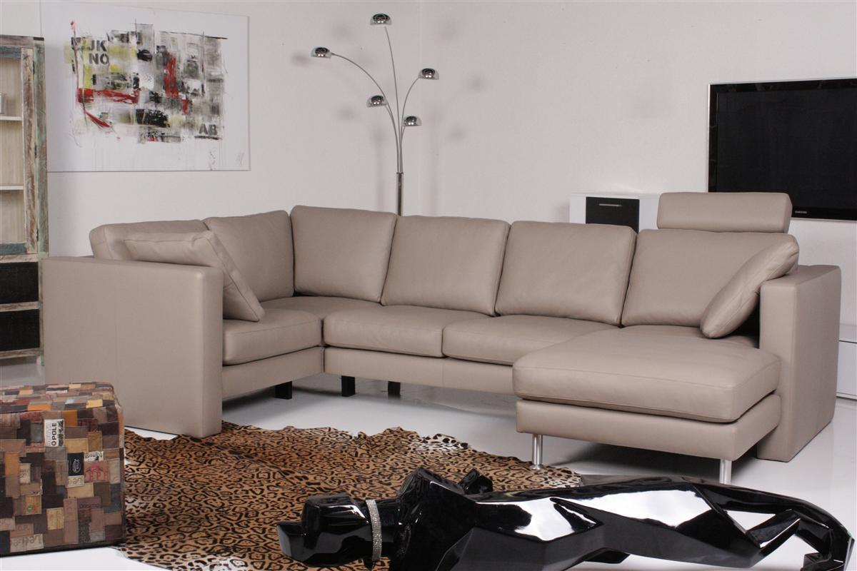 machalke sofa ledersofa ecksofa system plus gamma farbe. Black Bedroom Furniture Sets. Home Design Ideas
