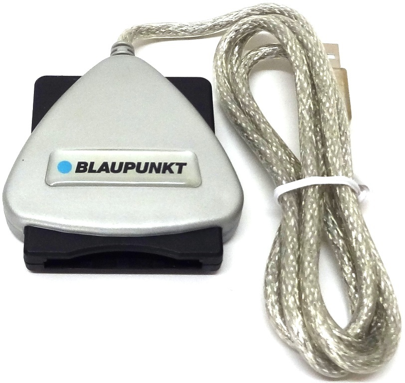 blaupunkt radio adapter kabel usb auf cf compactflash. Black Bedroom Furniture Sets. Home Design Ideas