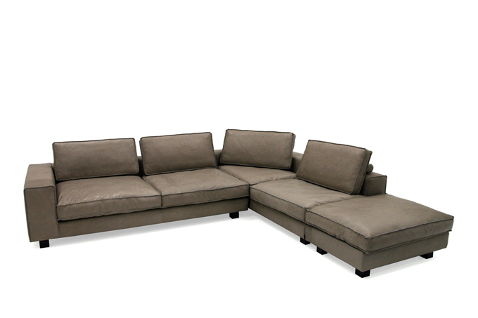 tommy machalke long beach ecksofa hocker rodeo stone ebay. Black Bedroom Furniture Sets. Home Design Ideas