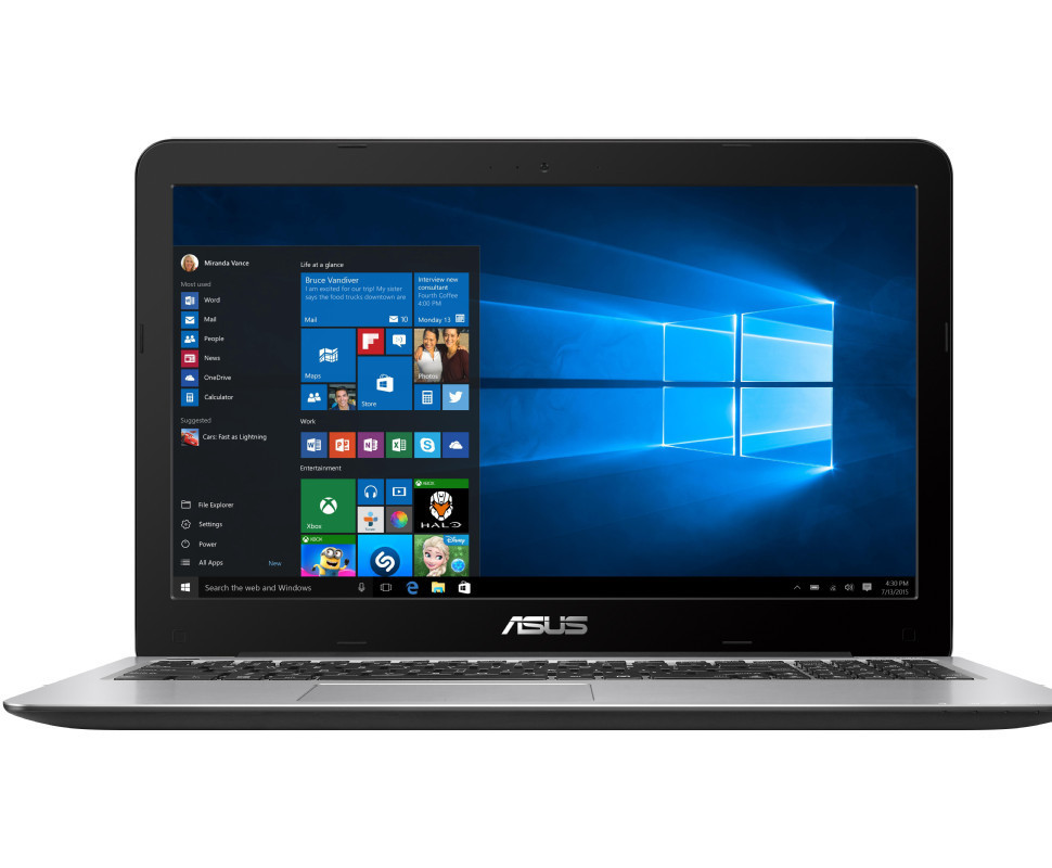 asus r558uq dm1053t notebook mit 15 6 zoll display. Black Bedroom Furniture Sets. Home Design Ideas