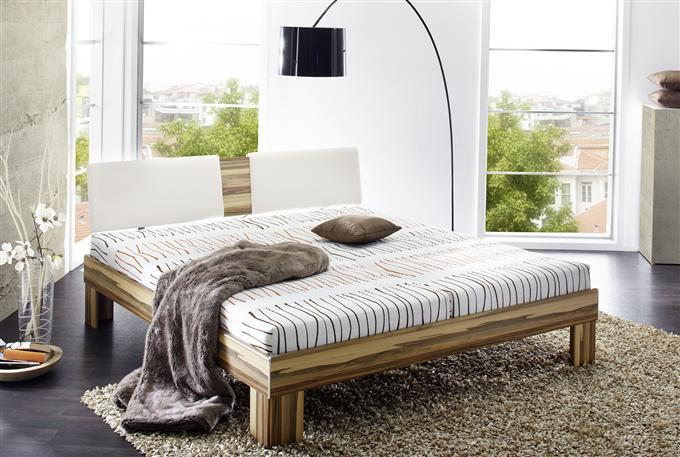 Kasper wohndesign bett up 180 x 200 cm baltimore walnuss for Wohndesign outlet