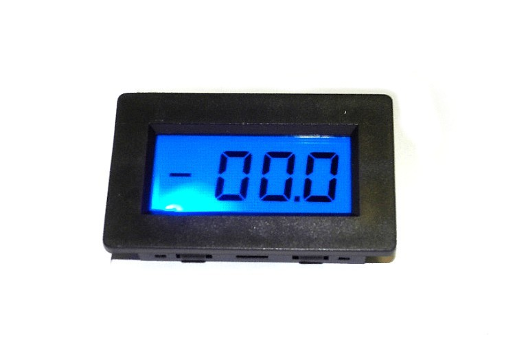 Voltmeter-digital-LCD-Panel-Meter-PM-438-BL-Beleuchtung