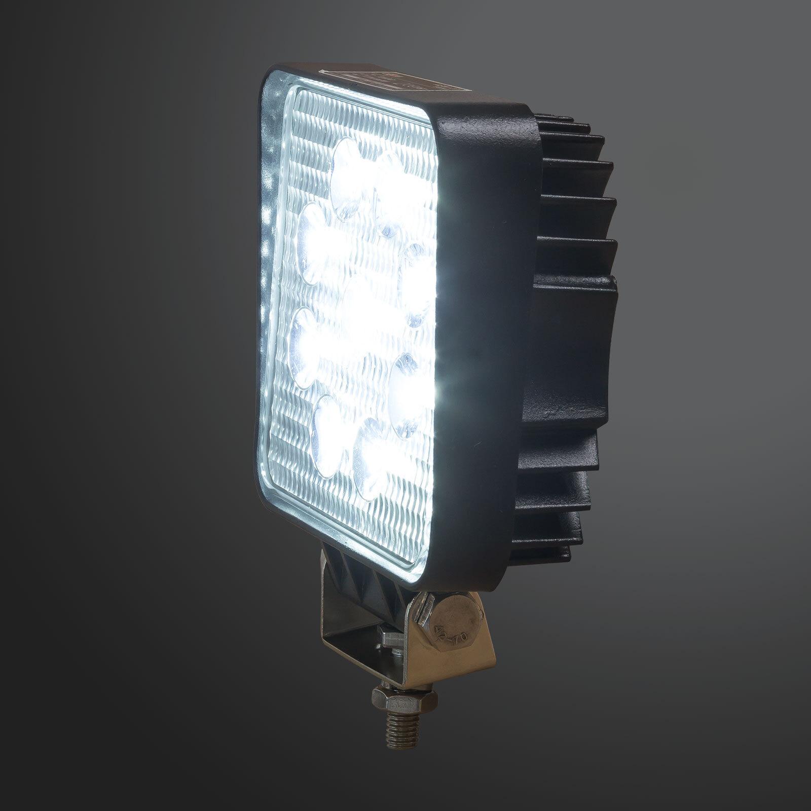 12 volt led arbeitsscheinwerfer arbeitsleuchte. Black Bedroom Furniture Sets. Home Design Ideas