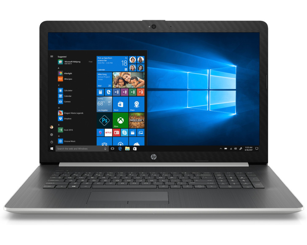 hp 17 by1304ng notebook 17 3 zoll core i7 8gb ram 1tb. Black Bedroom Furniture Sets. Home Design Ideas