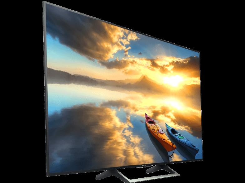 sony kd 65 xe 7005 164 cm 65 zoll uhd 4k smart tv. Black Bedroom Furniture Sets. Home Design Ideas