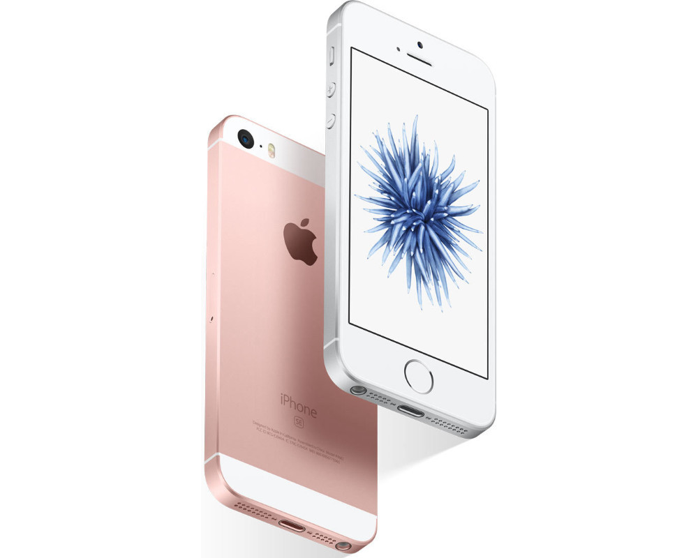 apple iphone se smartphone 32 gb 4 zoll rose gold lte ebay. Black Bedroom Furniture Sets. Home Design Ideas