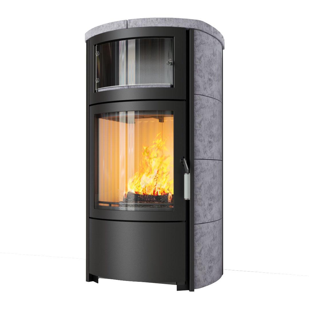 kaminofen hark 88 ww gt ecoplus warmwasser wasserf hrend dauerbrand automatik ebay