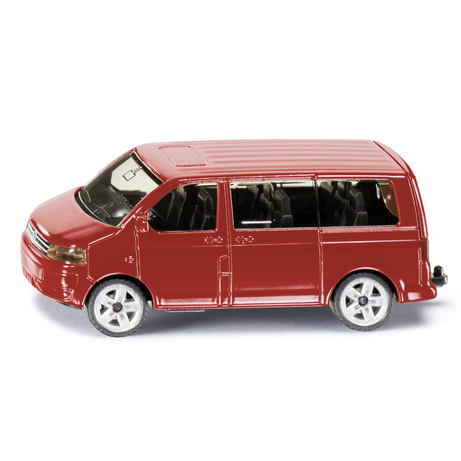 siku spielzeug modell super s vw multivan bus t5. Black Bedroom Furniture Sets. Home Design Ideas