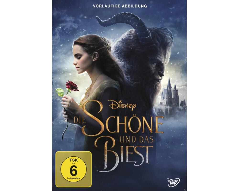 Die Schöne und das Biest - Live Action DVD Film Movie 2017 ...