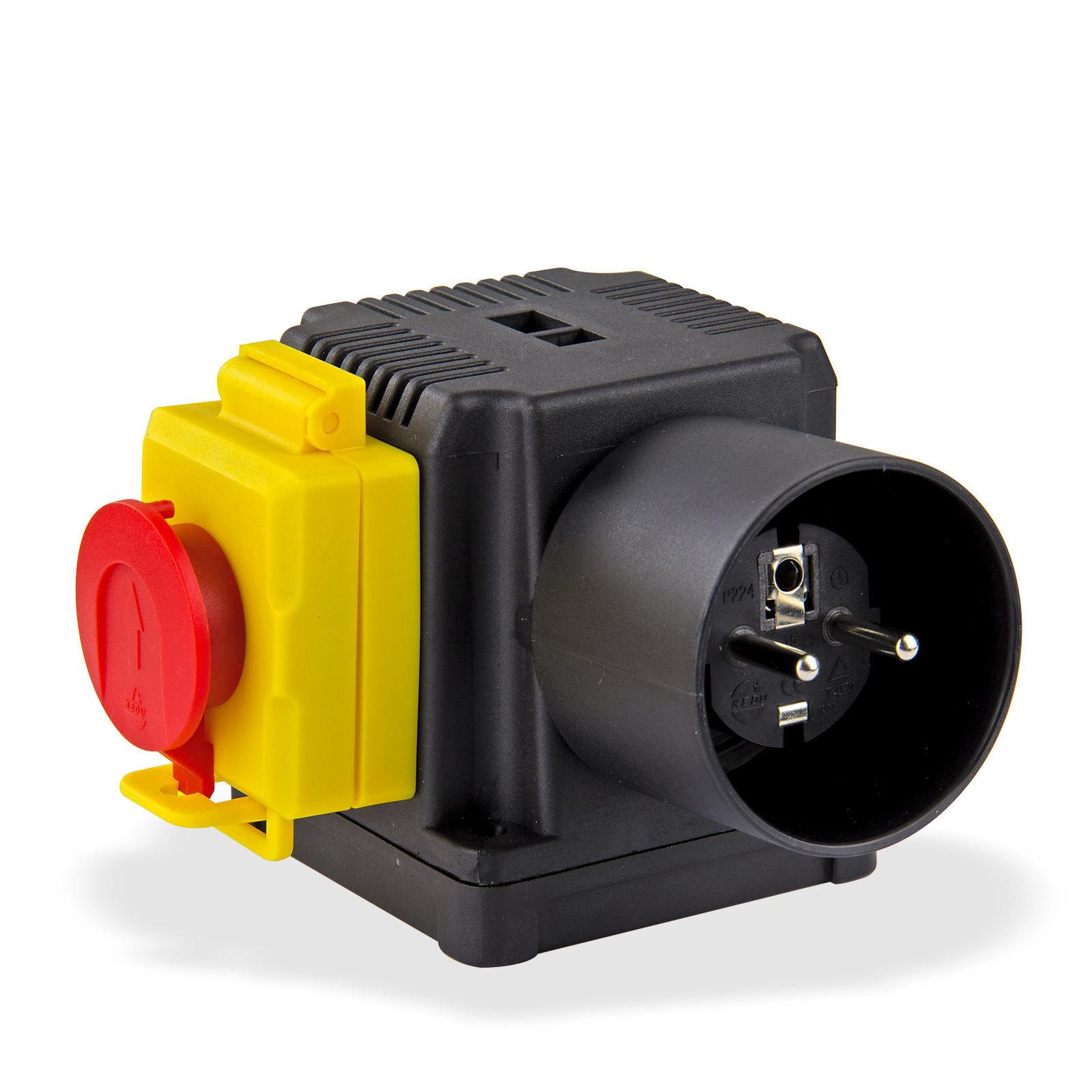 BUZE Orginal Kedu KJD 20-2 Schalter 230 V 50Hz mit Unterspannungsausl/öser
