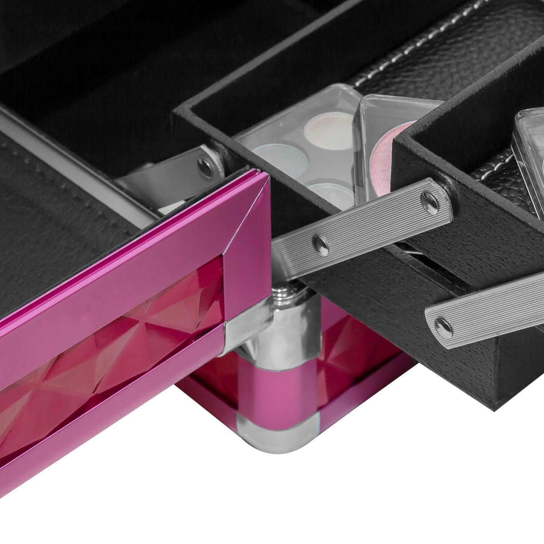 beauty case schminkkoffer n hk stchen schmuckkoffer 7. Black Bedroom Furniture Sets. Home Design Ideas