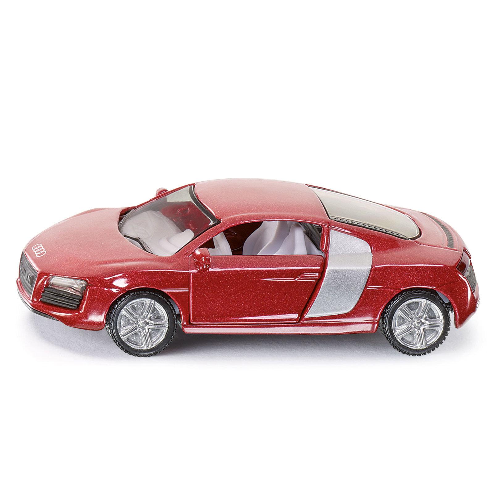siku spielzeug modell audi r8 rennwagen pkw auto. Black Bedroom Furniture Sets. Home Design Ideas