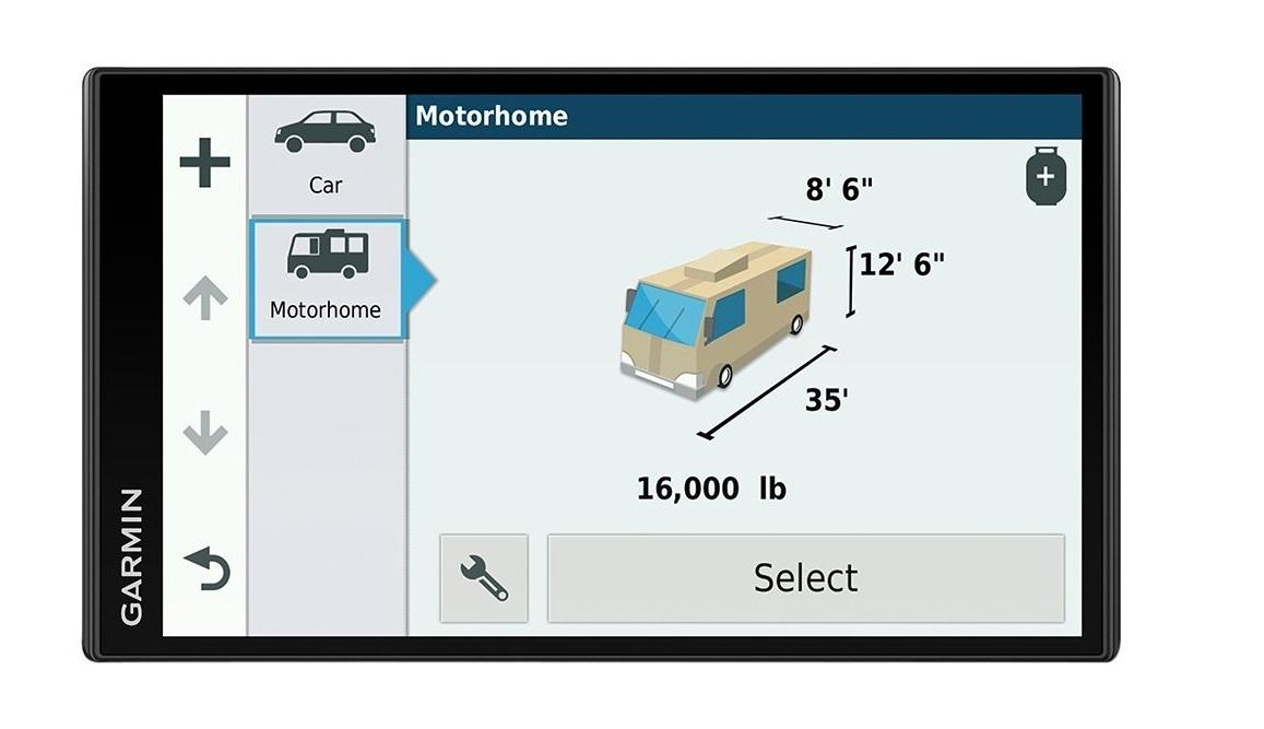 garmin camper 770 lmt d eu camping navigationsger t 7 zoll. Black Bedroom Furniture Sets. Home Design Ideas