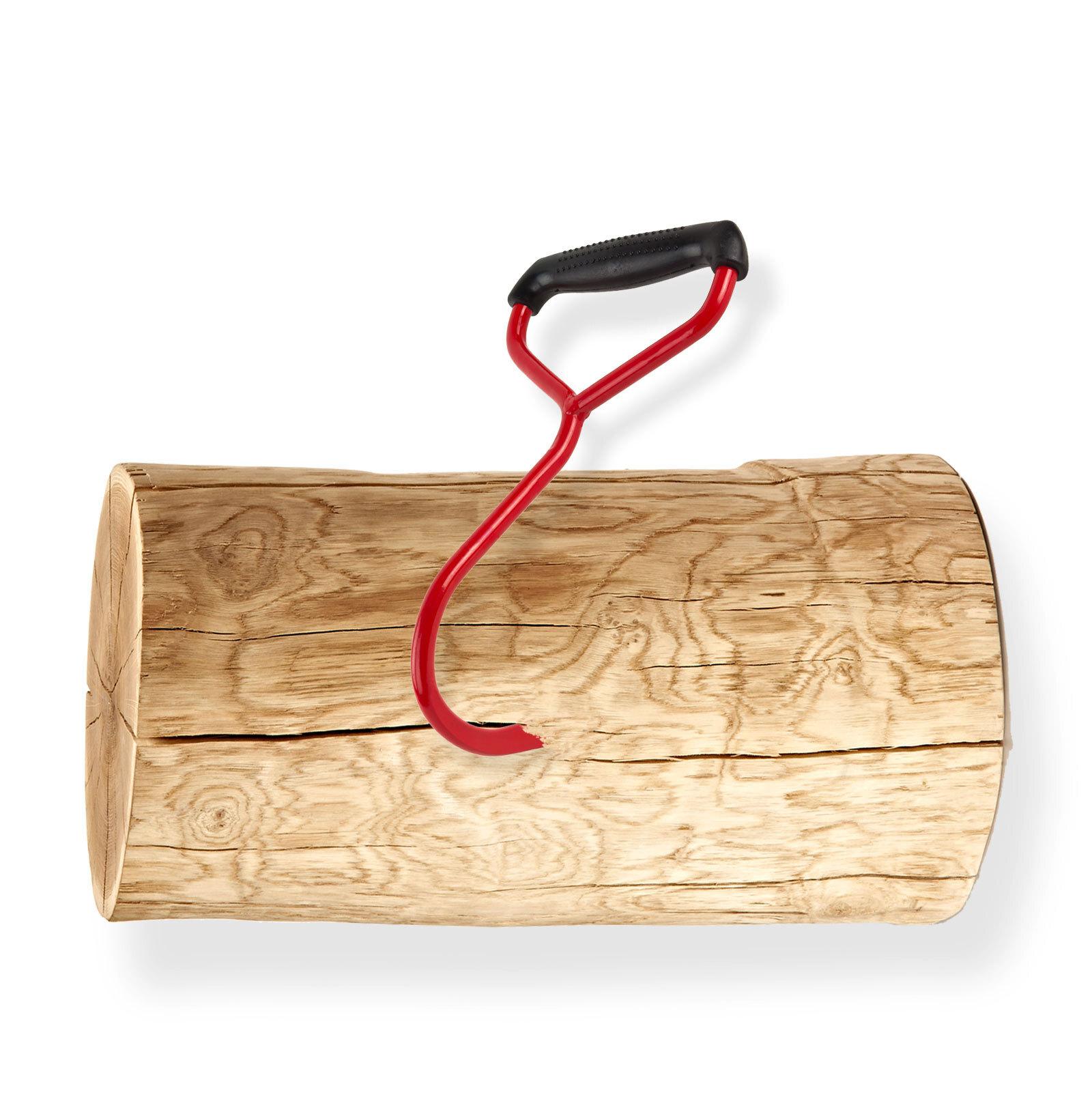 Universal Haken Forsthaken Packhaken Holz Hebehaken Transporthaken Sappie light