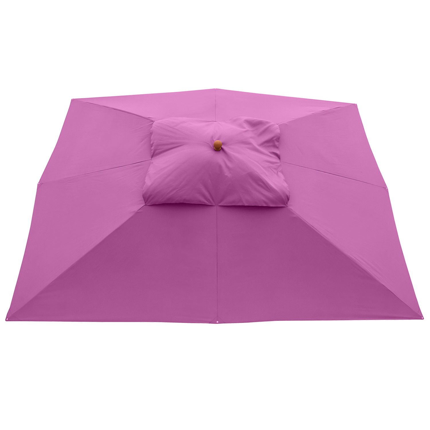 anndora sonnenschirm eckig pink 3m x 4m uv schutz gartenschirm lounge parasol 4260384735752 ebay. Black Bedroom Furniture Sets. Home Design Ideas