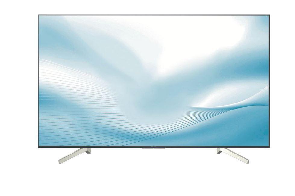 Sony Kd 75xf8596 Fernseher 189 Cm Led Fernseher 75 Zoll 4k Uhd 1000