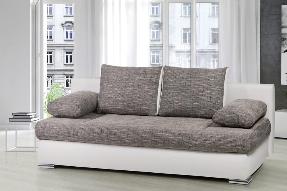 design schlafsofa orlando federkern mit bettkasten. Black Bedroom Furniture Sets. Home Design Ideas