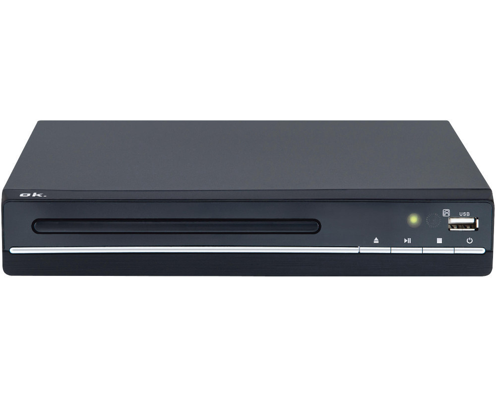 ok opd 240 g nstiger dvd player mit hdmi und scart. Black Bedroom Furniture Sets. Home Design Ideas