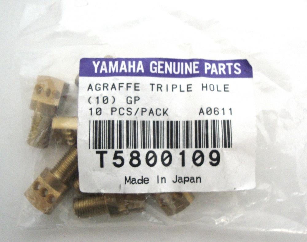 Daumenklavier 17-key Kalimba Mbira Selbermachen Ersatzteile Stahl Keys W