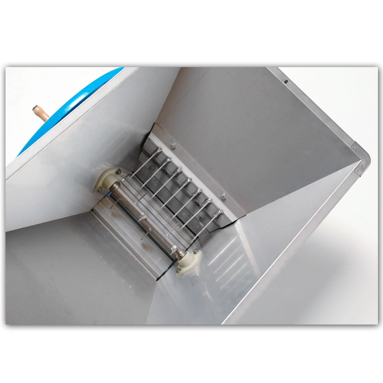 edelstahl obstm hle obstpresse saftpresse m hle presse 45 liter 50x75 4031765300131 ebay. Black Bedroom Furniture Sets. Home Design Ideas