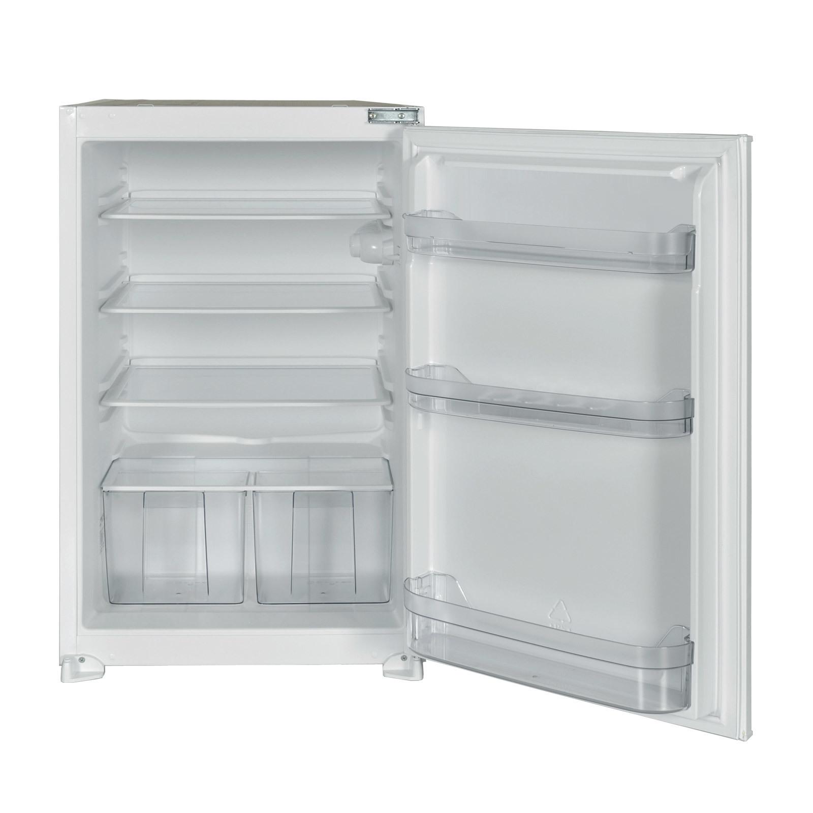 Techwood Einbaukühlschrank Kühlschrank KSE 1500 A+ 134L 87,5-89,5x56 ...