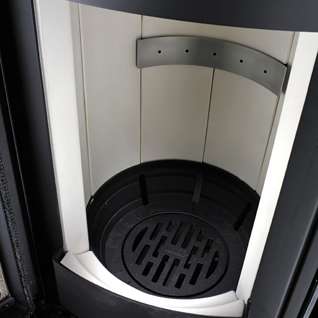 kaminofen hark 106 h gt ecoplus schwedenofen stahlofen ofenkacheln naturstein ebay. Black Bedroom Furniture Sets. Home Design Ideas