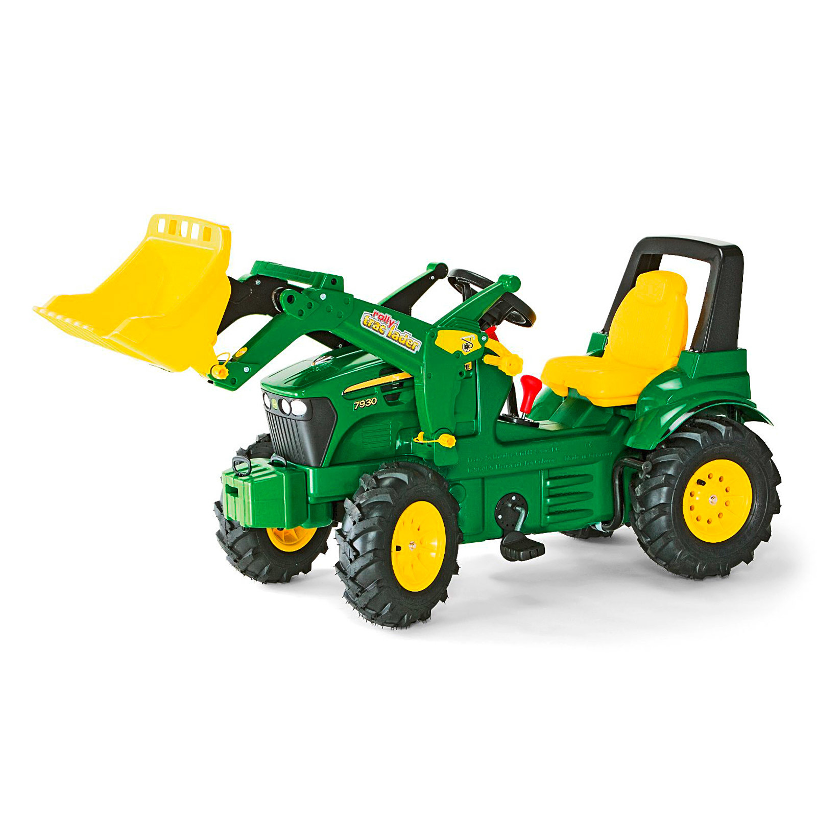 rolly toys kinder trettraktor traktor john deere 7930. Black Bedroom Furniture Sets. Home Design Ideas