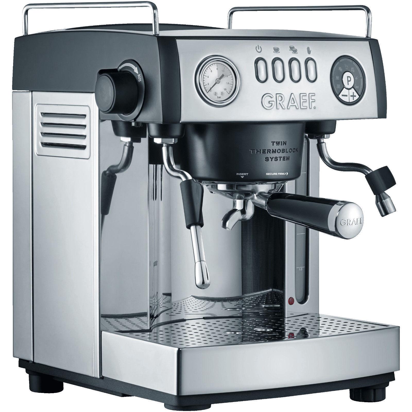 """Graef """"Baronessa ES 902"""" Espresso-Maschine"""