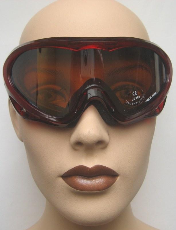 skibrille f r kinder schneebrillen sportbrille free ride. Black Bedroom Furniture Sets. Home Design Ideas